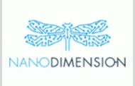 US Military Buys Additional DragonFly 3D Printers From Nano Dimension