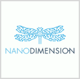 Nano Dimension Gets 3D Printer Orders From U.S. Military - top government contractors - best government contracting event