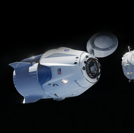 SpaceX's Dragon Spacecraft Arrives at ISS for 16th Cargo Delivery Mission - top government contractors - best government contracting event