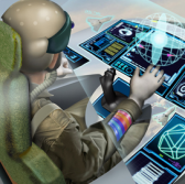 BAE Aims to Help Pilots Maneuver Fighter Jets With Eye-Tracking Tech; Jean Page Quoted - top government contractors - best government contracting event