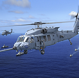 Sikorsky in Final Assembly Stage of USAF Combat Rescue Helicopter Trainers - top government contractors - best government contracting event