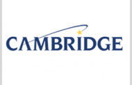 Cambridge Named Trusted Integrator Under NSA-Led Program