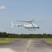 Northrop Test-Flies Autonomous Helicopter at Mississippi Airport - top government contractors - best government contracting event
