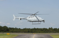Northrop Test-Flies Autonomous Helicopter at Mississippi Airport