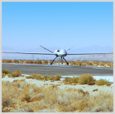 General Atomics-Made RPA Performs First Automated Landing With USAF - top government contractors - best government contracting event