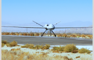 General Atomics-Made RPA Performs First Automated Landing With USAF