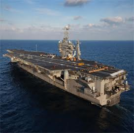 Huntington Ingalls Picks Triumph to Supply Navy Carrier Remote Valve Actuator - top government contractors - best government contracting event