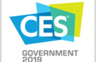 CES Government 2019 Summit to Highlight Artificial Intelligence in Public & Private Sectors