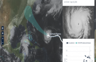 AWS Cloud Tech Supports NASA's Machine Learning-Based Hurricane Monitoring