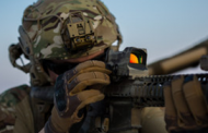 Raytheon Intros Rifle Sight Tech for Close-Quarter Missions