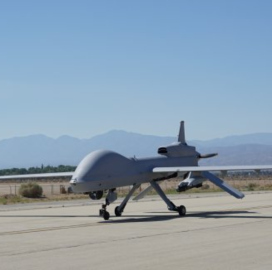 General Atomics, Army Complete Gray Eagle Extended Range UAV Follow-On Testing - top government contractors - best government contracting event