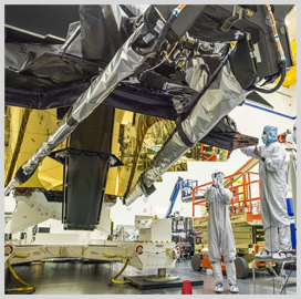 Northrop Tests Electrical Interface Between NASA Webb Telescope Systems - top government contractors - best government contracting event