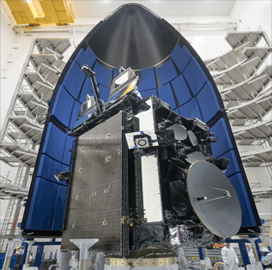 Report: Air Force Plans Follow-On Military Satellite Program With Rapid Acquisition Strategy - top government contractors - best government contracting event