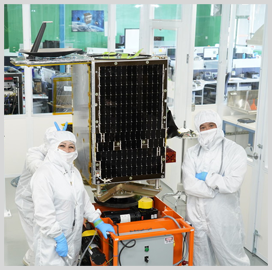 SSL Ships Planet's Two SkySat Imaging Satellites to Vandenberg Air Force Base; Dario Zamarian Quoted - top government contractors - best government contracting event