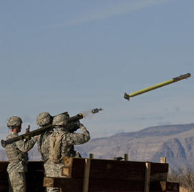 Army Concludes Qualification Test on Raytheon Missile Fuze - top government contractors - best government contracting event