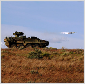 Raytheon to Develop TOW Missile Propulsion System for Army - top government contractors - best government contracting event