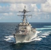 Lockheed Completes Assessment of new Aegis Combat System Functions for Missile Defense - top government contractors - best government contracting event