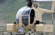 SOCOM Orders Boeing A/MH-6 Helicopter Airframe Structures