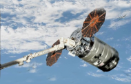 Northrop's Cygnus Spacecraft Arrives at ISS for 10th Cargo Resupply Mission