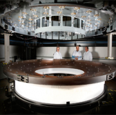 Harris Delivers Mirror for NSF's Ground-Based Astronomical Observatory - top government contractors - best government contracting event