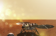 Lockheed-Built 'InSight' Spacecraft Lands on Mars