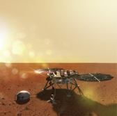 Northrop Highlights Contributions to NASA InSight Mars Explorer - top government contractors - best government contracting event