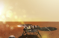 Aerojet Rocketdyne Tech Helps Power NASA Mars Lander; Eileen Drake Quoted