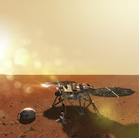 ExecutiveBiz - Northrop Highlights Contributions to NASA InSight Mars Explorer