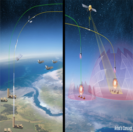 DARPA, Army Select Three Firms to Build Propulsion Tech for Weapons Launcher Platform - top government contractors - best government contracting event