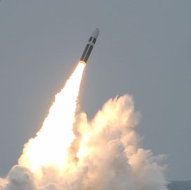 Lockheed to Continue Trident II Missile Support Work for Navy - top government contractors - best government contracting event