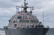Northrop to Sponsor 11th Navy Littoral Combat Ship Commissioning