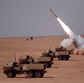 Army Plans Lockheed Contract Award for Additional HIMARS Rocket Launchers - top government contractors - best government contracting event