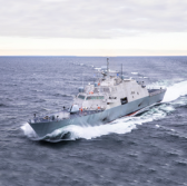 ExecutiveBiz - Lockheed-Led Team Concludes Acceptance Trials of Eighth Freedom-Variant LCS