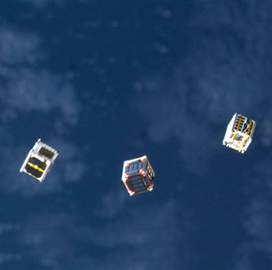 Rocket Lab Sends NASA Small Research Satellites Into Orbit - top government contractors - best government contracting event