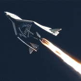 Virgin Galactic's Piloted Spacecraft Carries NASA Tech Payloads in Suborbital Flight Test - top government contractors - best government contracting event