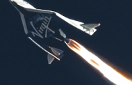 Virgin Galactic's Piloted Spacecraft Carries NASA Tech Payloads in Suborbital Flight Test