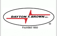 Dayton T. Brown Lands $82M IDIQ to Help Develop Navy Mobile Mission System