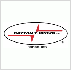 Dayton T. Brown Lands $82M IDIQ to Help Develop Navy Mobile Mission System - top government contractors - best government contracting event