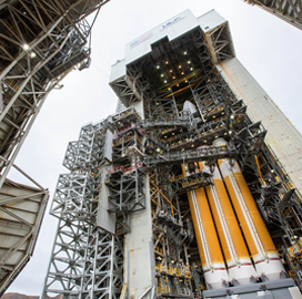ULA Sets New Target Launch Date for National Reconnaissance Office Payload - top government contractors - best government contracting event