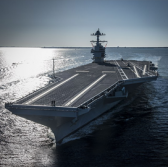 Report: Navy to Pursue Aircraft Carrier Block Buy - top government contractors - best government contracting event