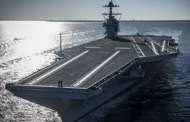 Report: Navy to Pursue Aircraft Carrier Block Buy