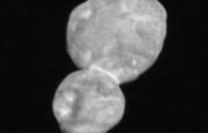 NASA New Horizons Mission Releases Image of Farthest Explored Object