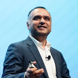 Nutanix CEO Dheeraj Pandey: Hyper-Convergence, Cloud Helping Feds Meet Rapid Customer Needs - top government contractors - best government contracting event