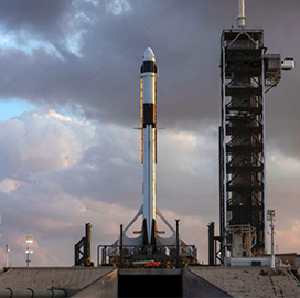 SpaceX to Commence Uncrewed Demo-1 Test Flight to ISS in March - top government contractors - best government contracting event