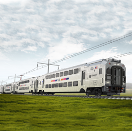 Bombardier Secures $669M New Jersey Passenger Rail Cars Supp Contract to NJ Transit to Deliver Rail Car Platforms - top government contractors - best government contracting event