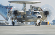 Navy Eyes Deal With Northrop to Study E-2D Hawkeye, SATCOM Integration