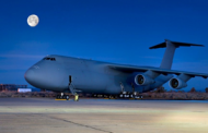 Lockheed to Continue Logistics Support for Air Force C-5 Fleet