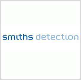 DoD Taps Smiths Detection for Chemical Detector Development Effort - top government contractors - best government contracting event