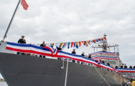 Lockheed-Built USS Wichita Littoral Combat Ship Enters Active Service