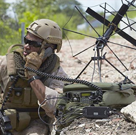 Harris Gets $75M Task Order to Update Marine Tactical Radio Software - top government contractors - best government contracting event